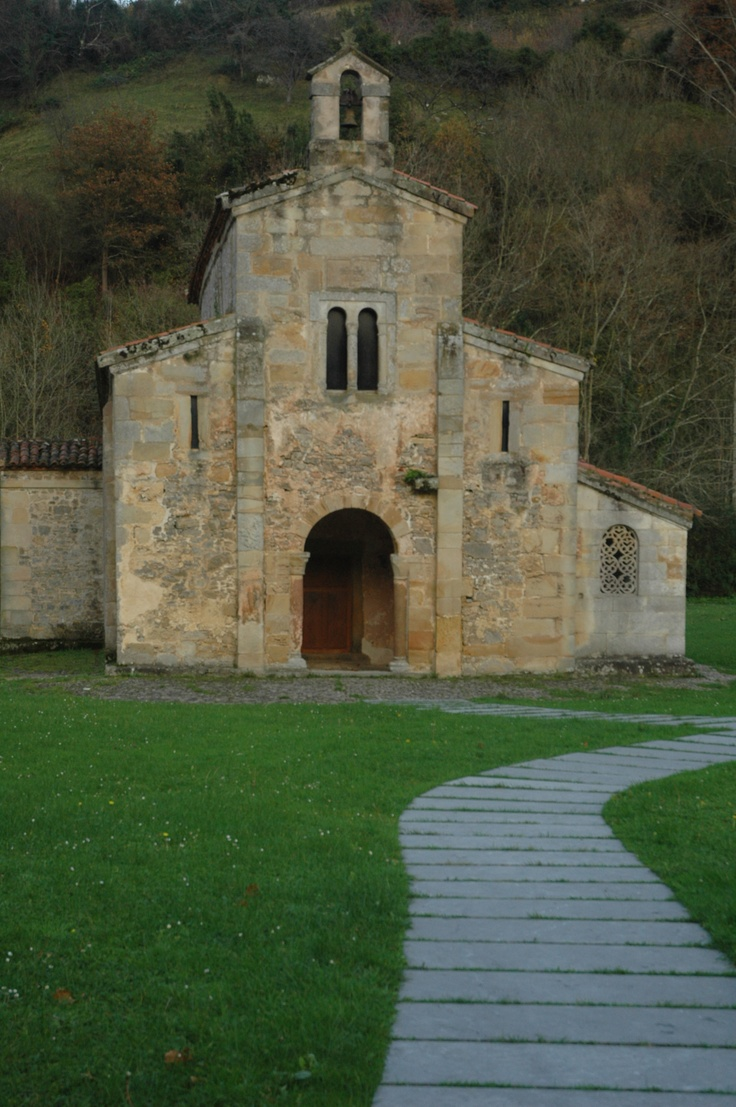 Asturias. Conventin de Valdedios