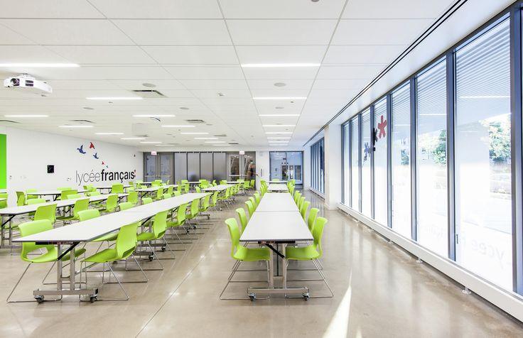 Liceu Francês de Chicago,© Ignacio Espigares/STL Architects