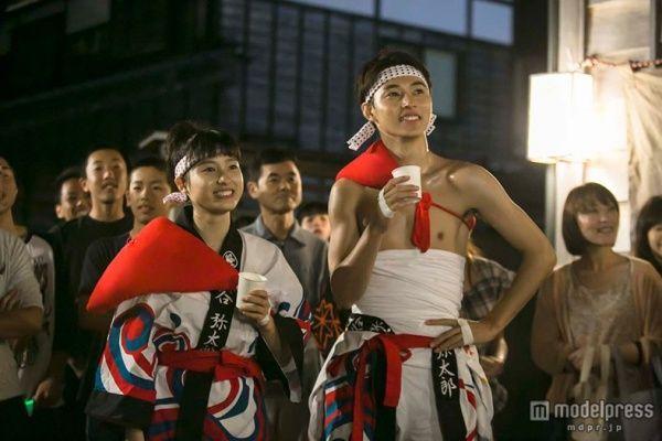 "Kento Yamazaki. J Drama ""まれ(ma・le)"" will start on Mar. 30 on NHK, every Mon to…"