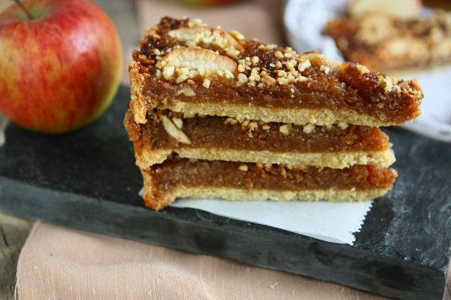 Apple, Ginger and Treacle Tart | baking corner... | Pinterest