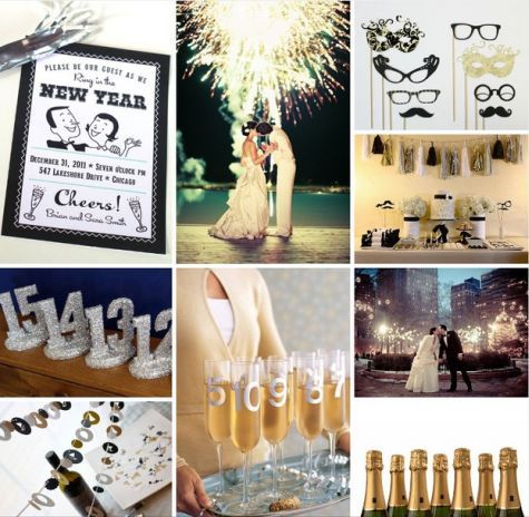 new years wedding wedding pinterest wedding wedding decorations and wedding themes