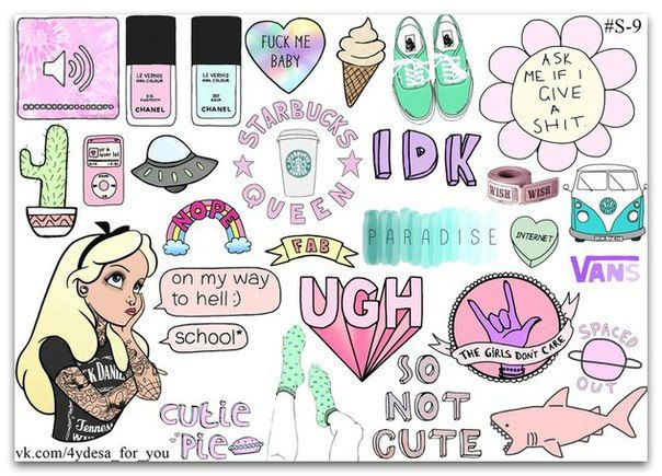 Fashion sticker sheet| Planner Stickers | Kawaii cute | by topstickerdesigns on Etsy