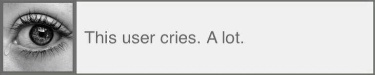 »✿❤ Mego❤✿« #cry #tears
