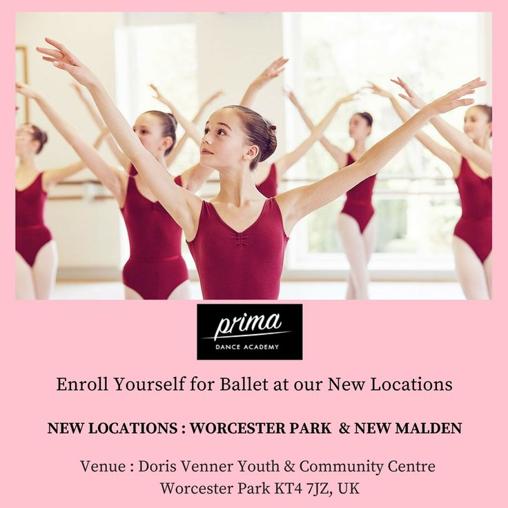 Enroll Yourself for Ballet at our New Locations : Worcester Park & New Malden  Sign up for your free session now at : https://www.prima.dance/  #balletdanceclasses #professionaldanceclasses  #Professionaldanceschools  #Danceclassesforkidsnearme  #AdultBalletClassesinNewMalden #Danceschoolsnearme