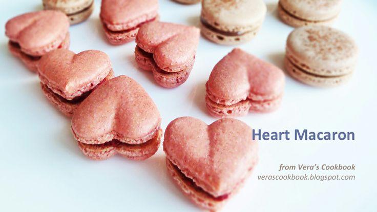Macaron... Heart Macaron!