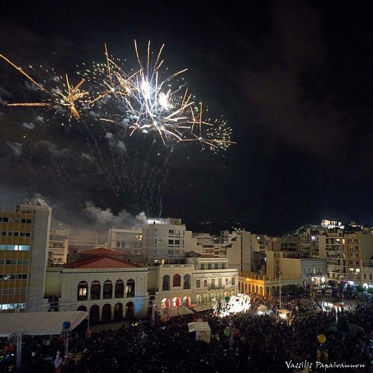Εκδηλώσεις καρναβάλι 2017 Πάτρας-Greece (ΚΤ)