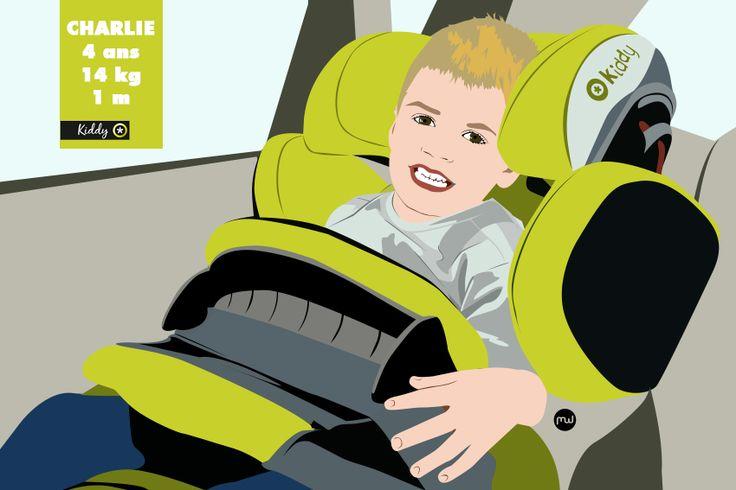 GUARDIANFIX 3 de KIDDY L'avis des Experts* siège auto