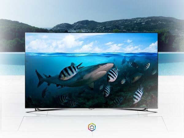 Samsung UltraHD Television