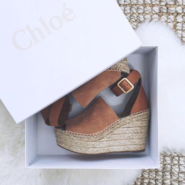 That new shoe feelin'. : @somewherelately // Follow @ShopStyle on Instagram to…