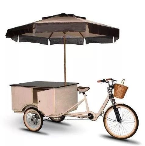 food trike triciclo truck bike