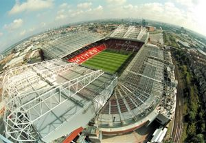 A dream day out at Old Trafford - the perfect stadium tour for any Manchester United fan! £30    #gift #soccer #Manchester United Retrace the steps of some of football's greatest legends, relive the glorious history of Manchester United football club and marvel in the splendour of today's Theatre of Dreams. Sit in the heights of the North Stand for a bird's eye view of the pitch, stand in Sir Alex's spot in the dug out, sit in the Home changing room at your favourite player's peg and emerge…
