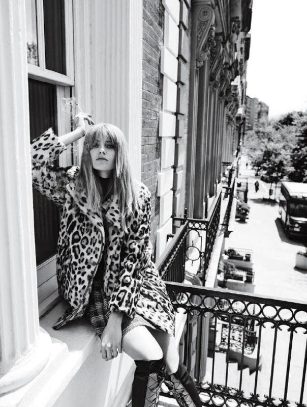 Vogue Brazil October 2014 | Anna Jagodzinska by Giampaolo Sgura [Editorial]