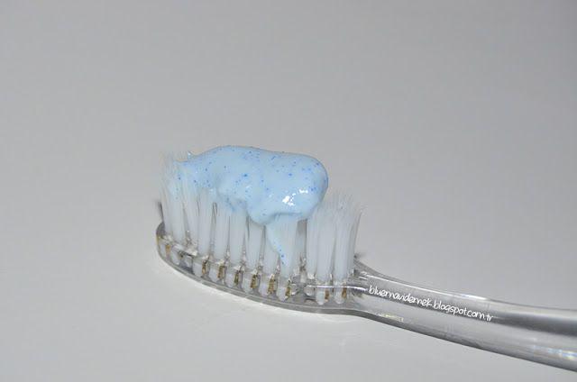 Berrak Kaçan: Colgate Optik Beyaz Diş Macunu