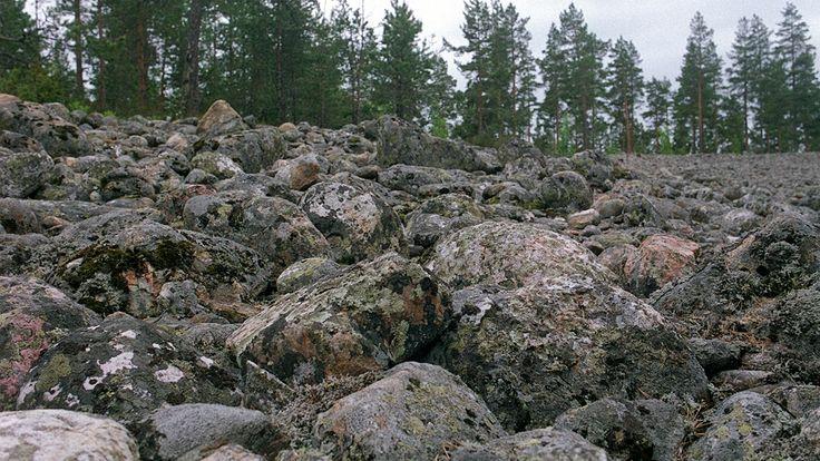 Viimeisen jääkauden kylmin vaihe oli noin 18 000 vuotta sitten, jolloin jäätikkö ulottui Pohjois-Saksaan ja Englannin pohjoisrajoille saakka. Tuolloin jopa kolmen kilometrin paksuinen jäätikkö peitti Skandinavian ja Suomen alueet.