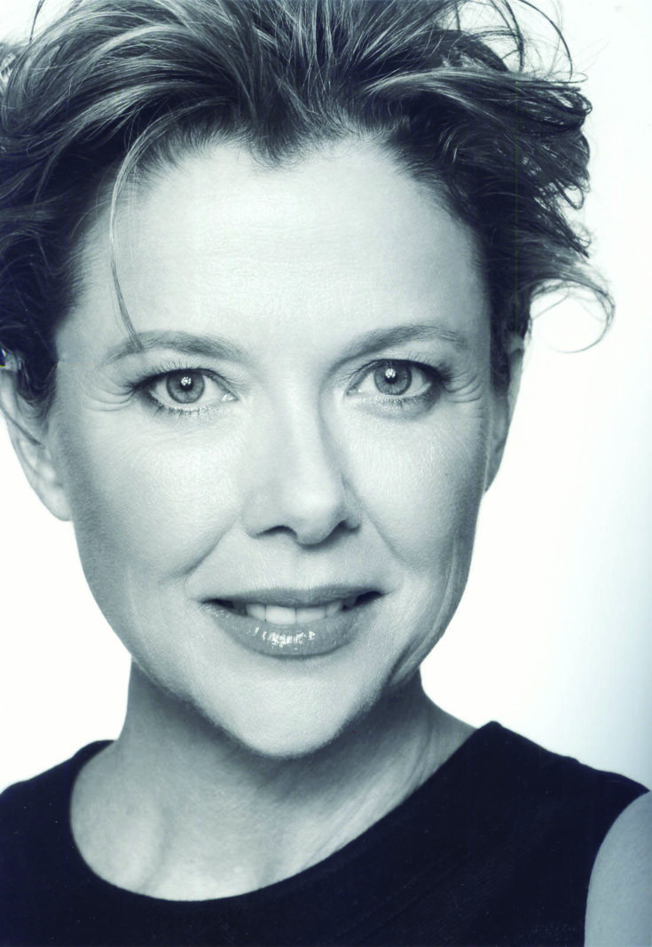 Annette Bening.   Actress.   #Longwood Elementary   #William Henry Shaw HS