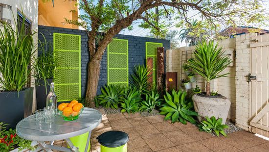 Yahoo7 lifestyle fashion and beauty healthy living for Garden makeover