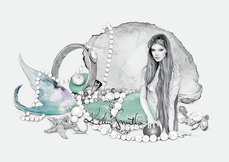 """""""The Little Mermaid"""" by Kelly Smith (Birdy & Me)"""