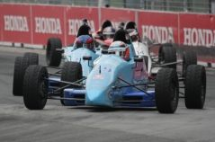 Newey Wins Lubrico Warranty Race 2 at Toronto
