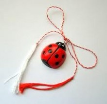 "The tradition of ""martisor"" is the sign that spring has come!"