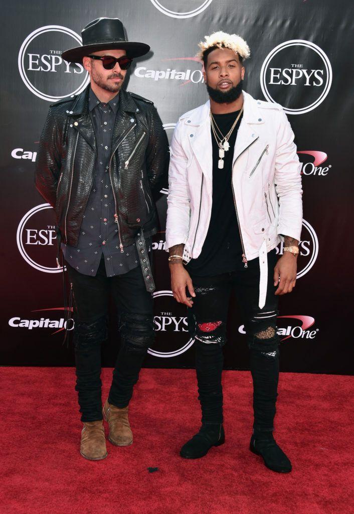 ESPYS 2016 Red Carpet Style