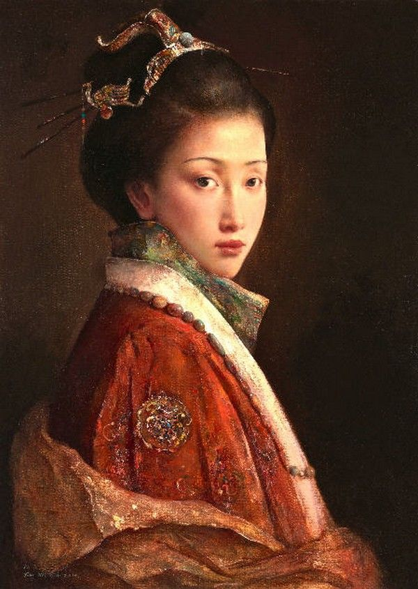fuckyeahpainting:   Tang Wei Min - for the artistic soul