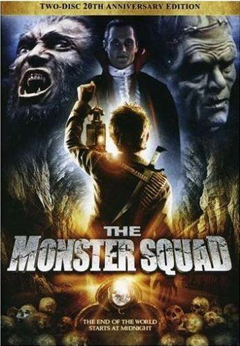 the monster squad another interesting halloween movie features all of your favorite halloween horror characters tagline the end of the world starts at