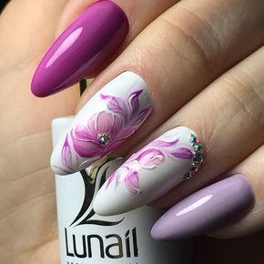 Мои новенькие спасибо Дашуля @zheleznovad Они просто великолепны !!! #ногти #свои #натуральные Lunail #69 #111