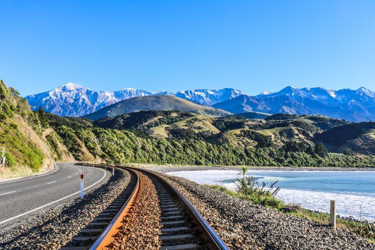 Road trip through the South island of NZ- Kaikoura