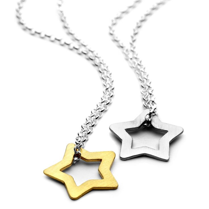 Superstar Necklace | Chambers & Beau