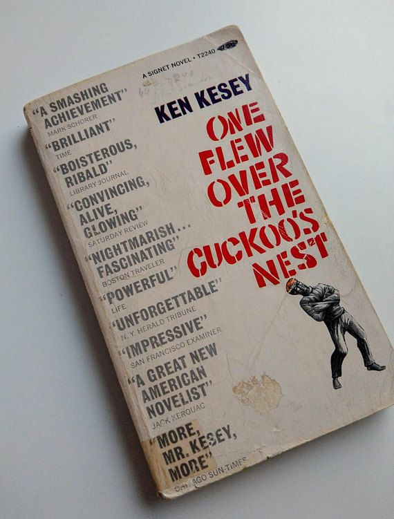 One Flew Over the Cuckoo's Nest By Ken Kesey A Signet