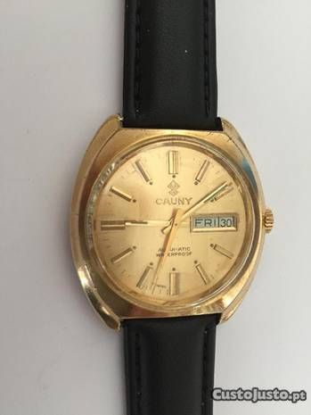 345b10c1801 Relógio automático Cauny.