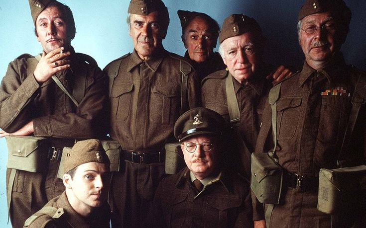 Dad's Army, a BBC comedy about the Home Guard during the Second World War, was written by Jimmy Perry and David Croft