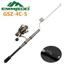 The New 2016 EMMROD elastic Fishing Combo stainless Steel Rod road And Boat Fishing Rafts Fishing Rocky GSZ-4C-S  $US $96.89 & FREE Shipping //   http://fishinglobby.com/the-new-2016-emmrod-elastic-fishing-combo-stainless-steel-rod-road-and-boat-fishing-rafts-fishing-rocky-gsz-4c-s/    #braidedfishinglines