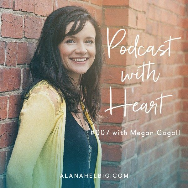 Megan Gogoll is the creator and host of The Anxious Poet Podcast. In this episode, Megan and I chat about: + Podcasting vs blogging. Which platform is better at creating community and connection? + How she moved past the fear of sharing very real and vulnerable aspects of her life. + Technology overwhelm + Megan says that success isn't in the numbers, it's in the connections (yes!)