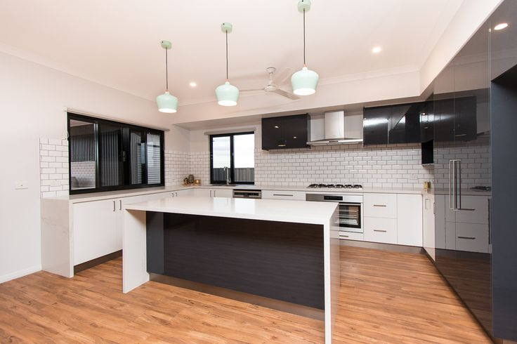 The Walcott Kitchen by Connolly Homes