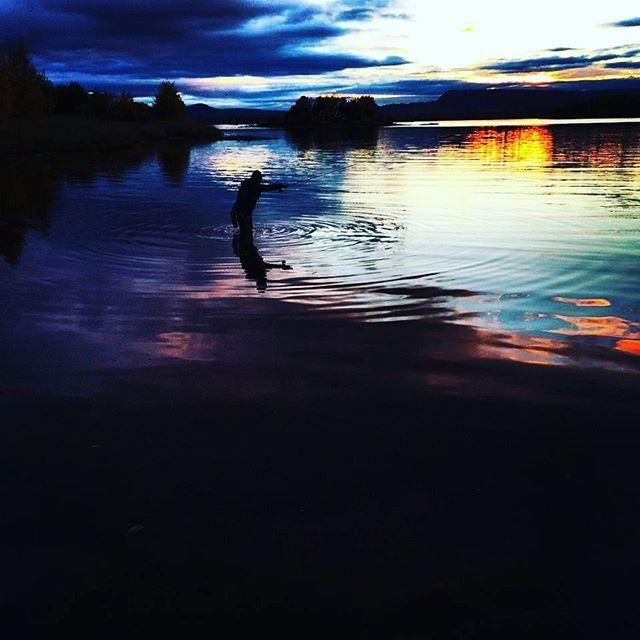 I morgen smeller det! Klar for en kald helg i Sverige på jakt etter sølv.. #fluefiske #flugfiske #flyfishing #sjøørret #havørred #seatrout #ørret #sverige #norway #visitnorway @modyla @robingustavsen