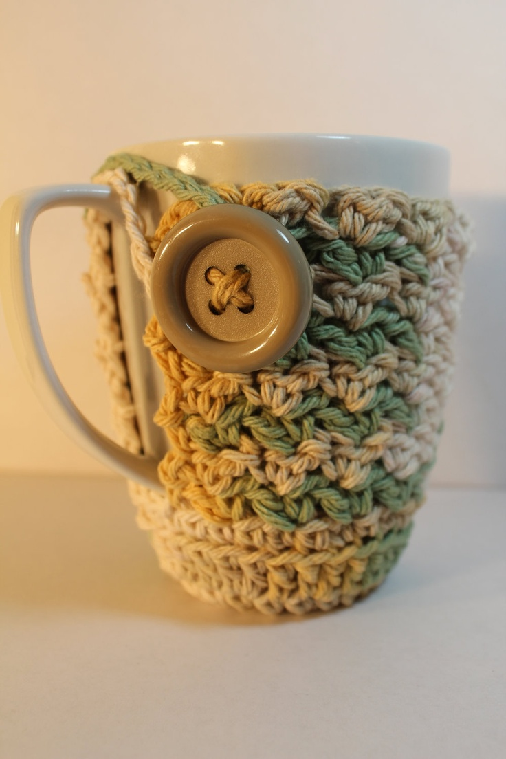 17 Best Images About Crochet Coffee Coasters On Pinterest