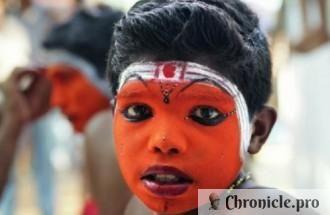 """Вот что можно увидеть на шоу """"Минута славы"""" в Индии. Нереально сумасшедшие люди!"""