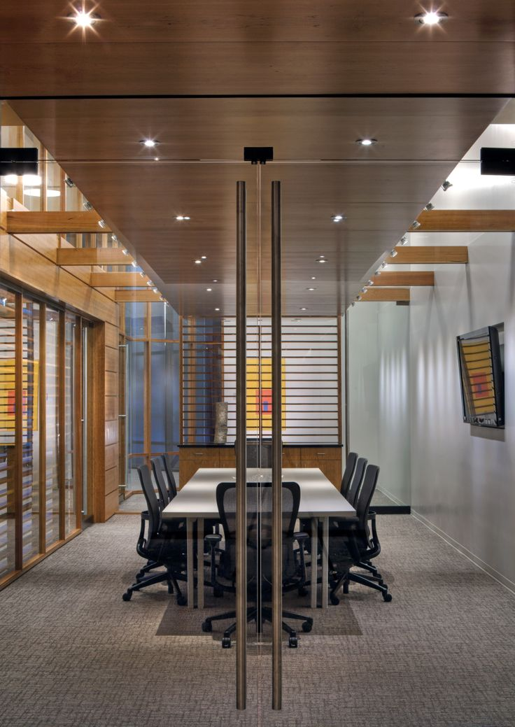 Great Modern Conference Room That Channels The Artistry Of Our Industry In The  Lied Commons. #