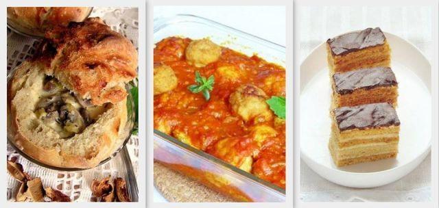 Menüajánló - március 29. receptek - Kifőztük ingyenes, online (havi) gasztromagazin – (egyenesen) a gasztrobloggerek konyhájából