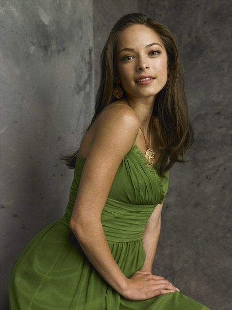 Kristin hot smallville kreuk