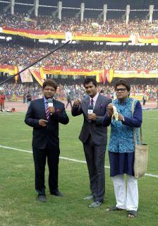 kalyan Chaubey: Its Kolkata Derby in CFL