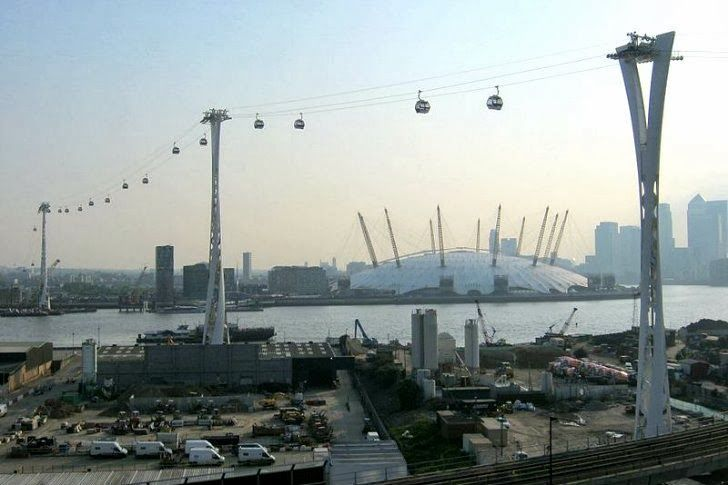 Canning Town / Greenwich, London, England.