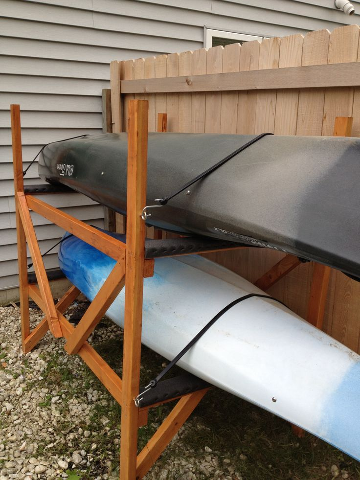 Diy Kayaks Storage Racks, Kayaks Storage Racks Diy, Kayaks Racks Diy