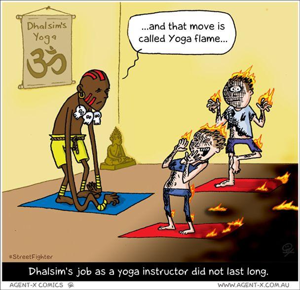 Really Hot Yoga