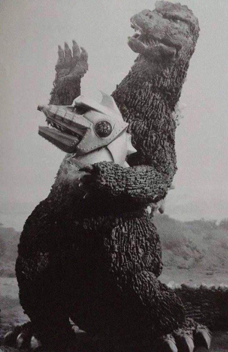 Omg Godzilla is laughing out loud! So funny.