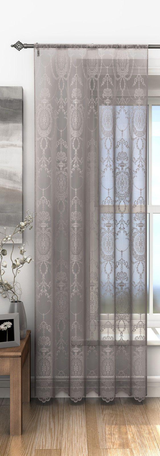 Home decoration autrefois rideaux - Holly Victorian Style Lace Panel Excellent Quality 5 Colours Bargain