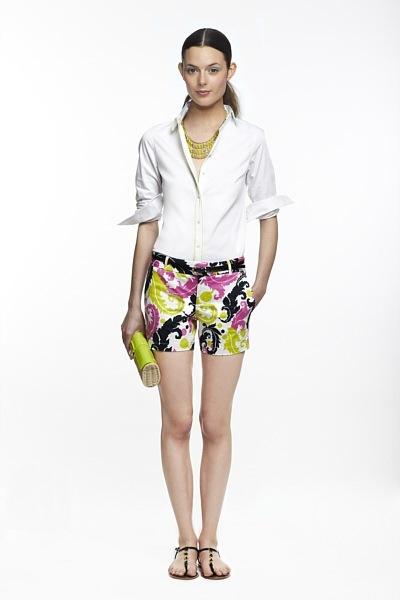 Milly Collection shorts at Banana Republic!