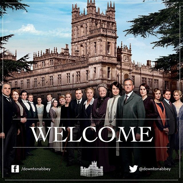 Welcome to the official Downton Abbey Instagram, follow us for all things Downton!  #Downton #DowntonAbbey #News #video #tv #show #perioddrama #costume