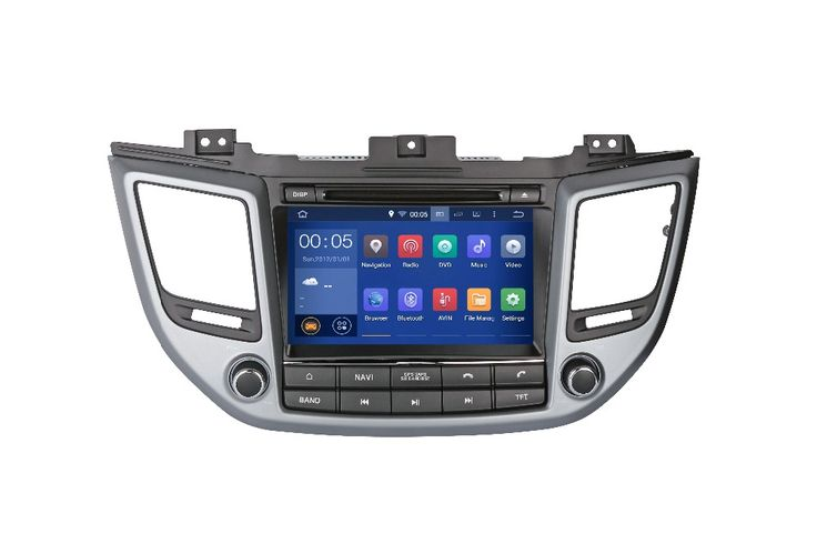 FREE GIFTS Quad Core Android 5.1 Fit HYUNDAI TUCSON 2015 2016 2017 Car DVD Player GPS Radio DVD Radio Navigation multimedia PC